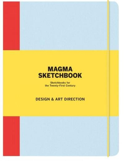 Magma Sketchbook: Design & Art Direction (Notebook / blank book)