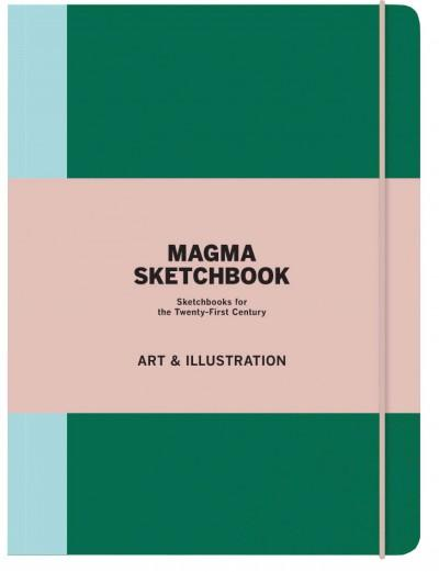 Magma Sketchbook: Art and Illustration, Sketchbooks for the Twenty-First Century (Notebook / blank book)