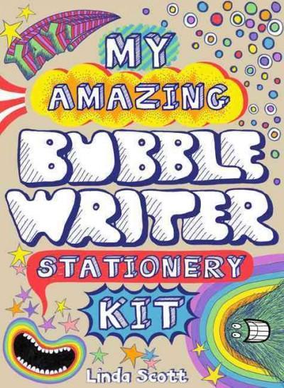My Amazing Bubble Writer Stationery Kit (Cards)