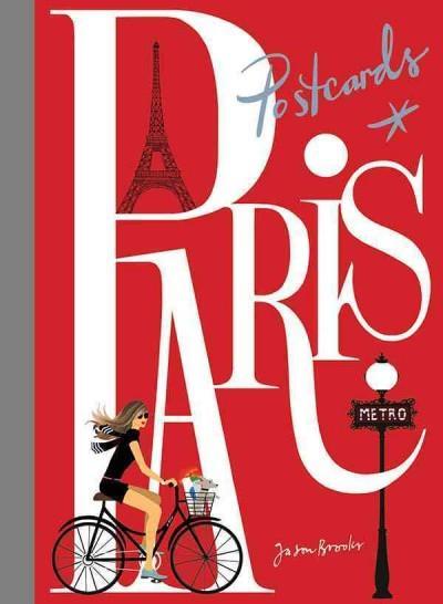 Paris Postcards (Postcard book or pack)