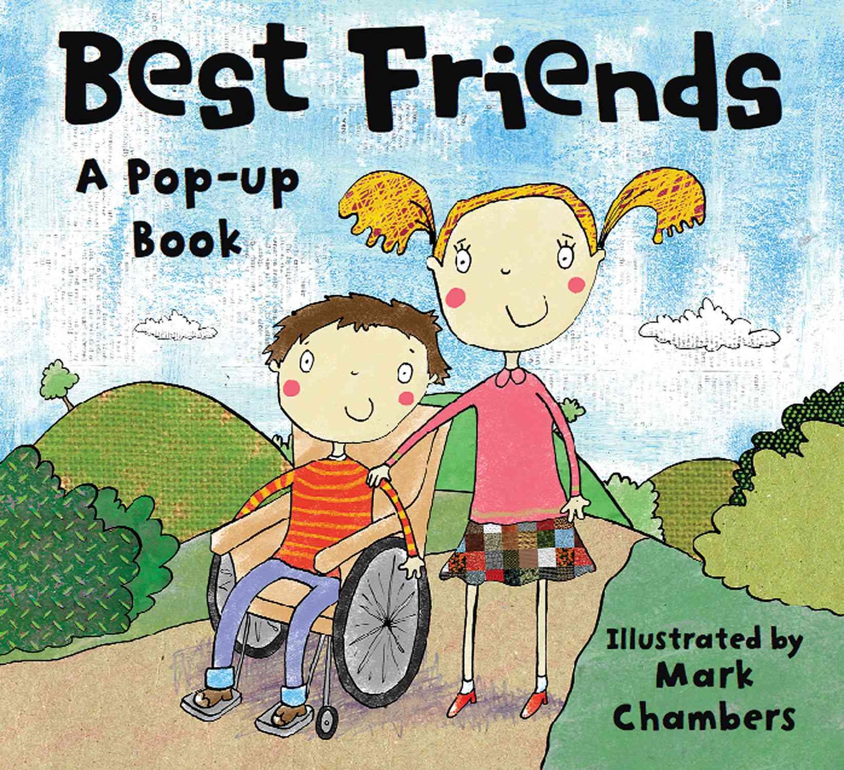 Best Friends: A Pop-up Book (Hardcover)