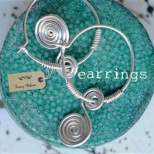Earrings (Paperback)