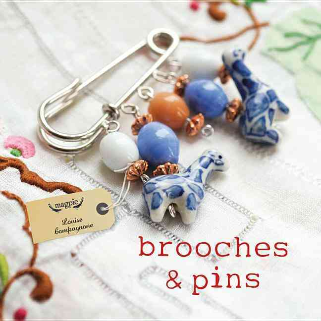 Brooches & Pins (Paperback)