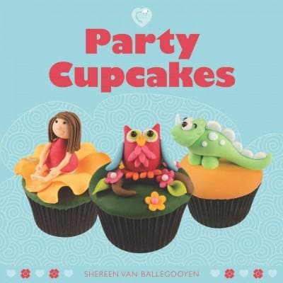 Party Cupcakes (Paperback)