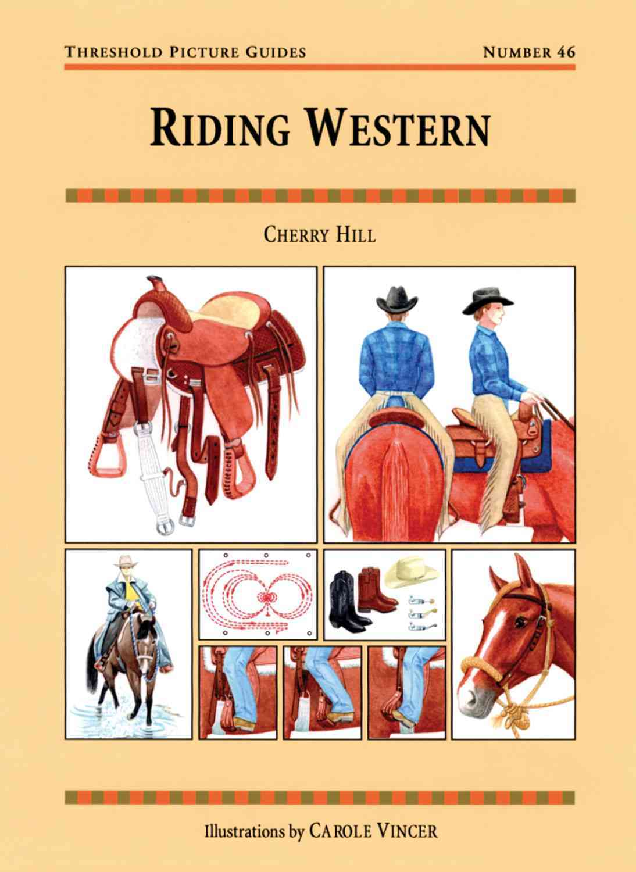 Riding Western (Paperback)