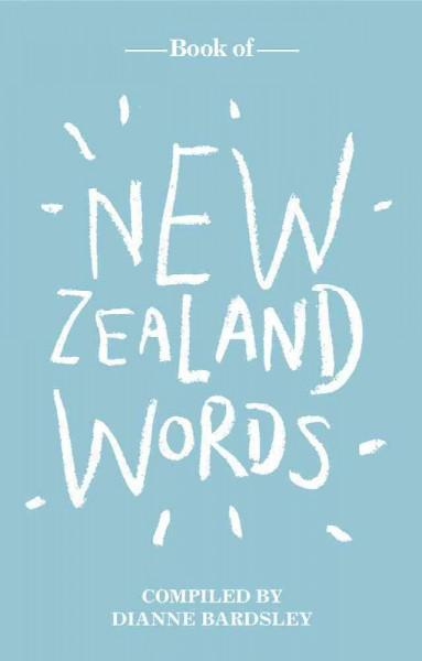 Book of New Zealand Words (Hardcover)