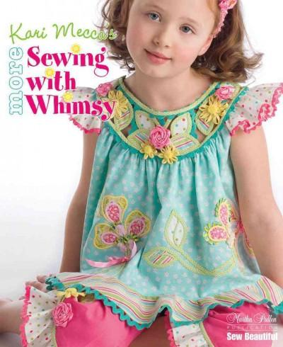 More Sewing With Whimsy (Paperback)