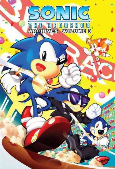 Sonic the Hedgehog Archives 3 (Paperback)