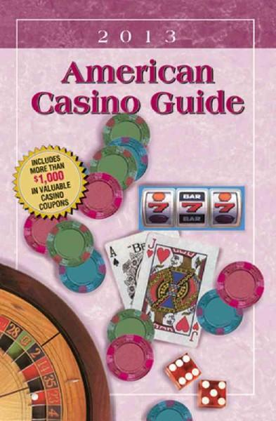 American Casino Guide 2013 (Paperback)