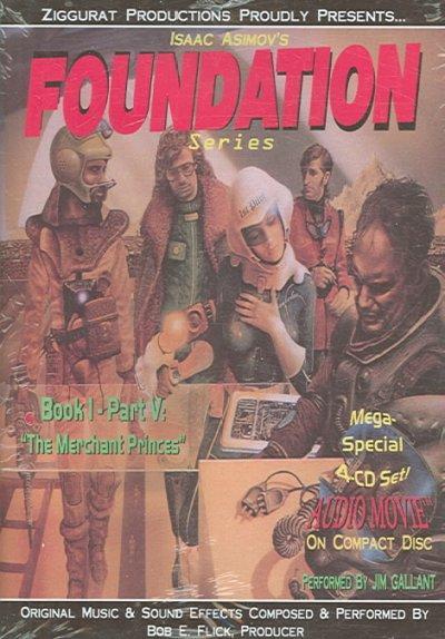 Isaac Asimov's Foundation Series (CD-Audio)