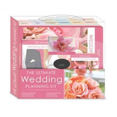 The Ultimate Wedding Planning Kit: Six Great Products to Help You Plan the Wedding of Your Dreams! (Paperback)