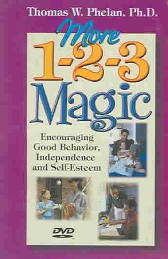 More 1-2-3 Magic: Encouraging Good Behavior, Independence, And Self-esteem (DVD video) - Thumbnail 0