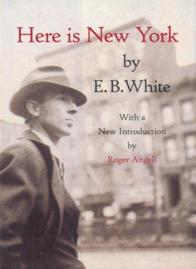 Here Is New York (Hardcover)