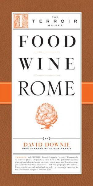 Food Wine Rome (Paperback)