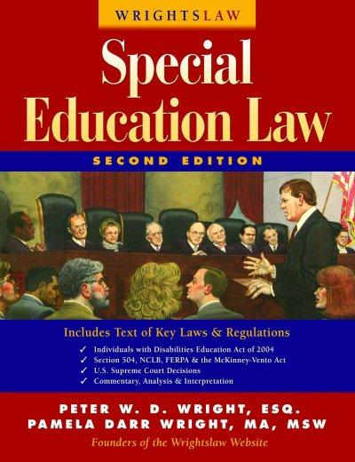 Wrightslaw: Special Education Law (Paperback) - Thumbnail 0