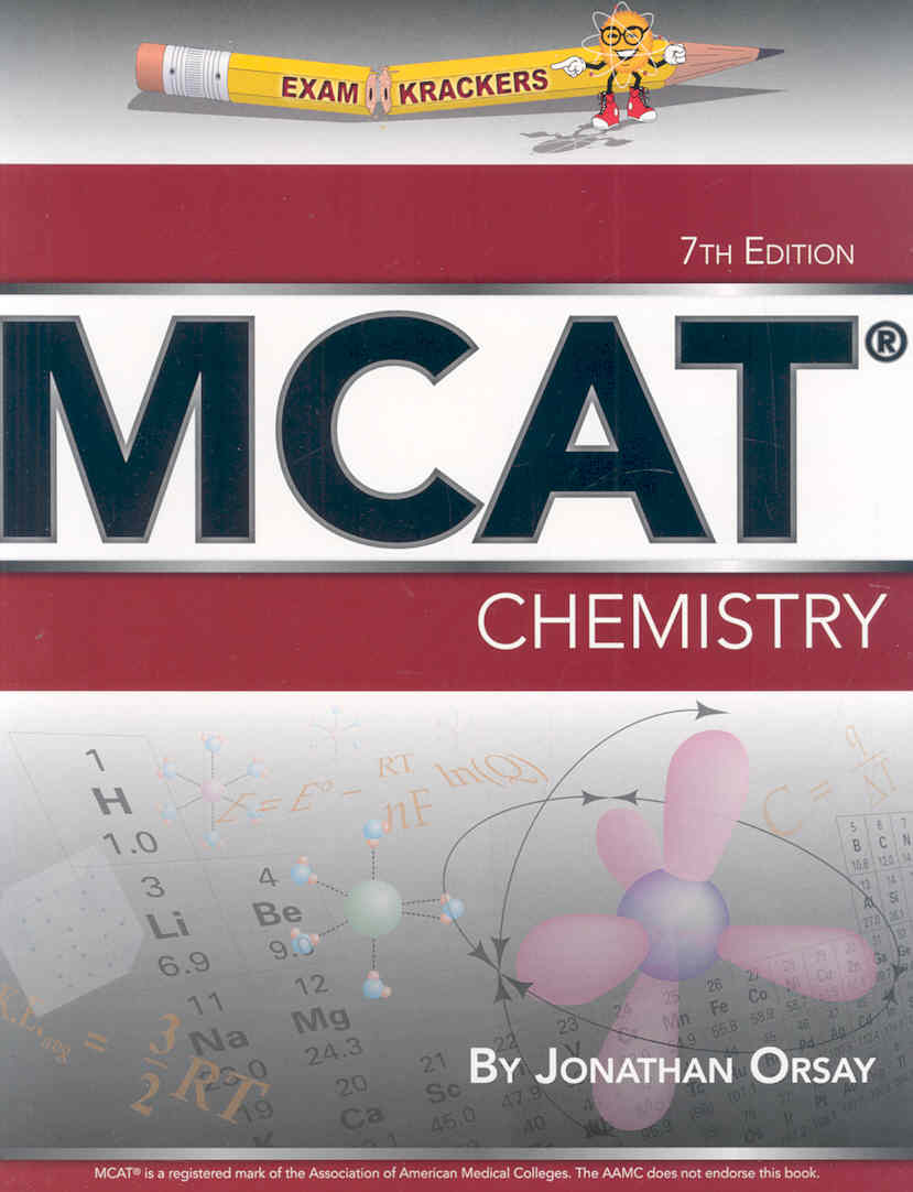 Examkrackers Mcat Inorganic Chemistry (Paperback)