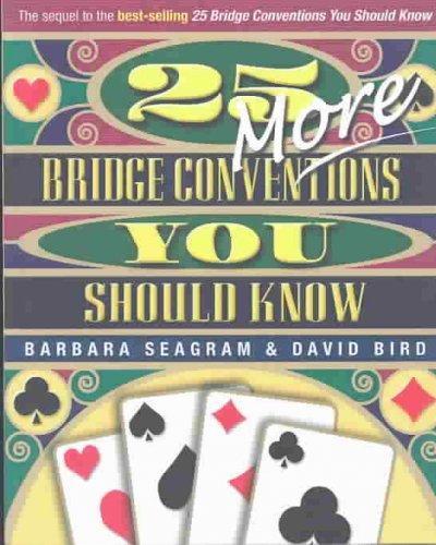 25 More Bridge Conventions You Should Know (Paperback)