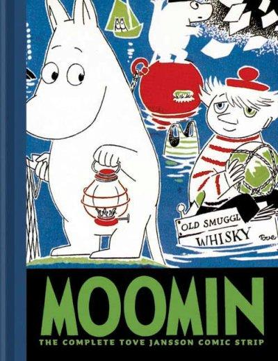 Moomin 3: The Complete Tove Jansson Comic Strip (Hardcover)