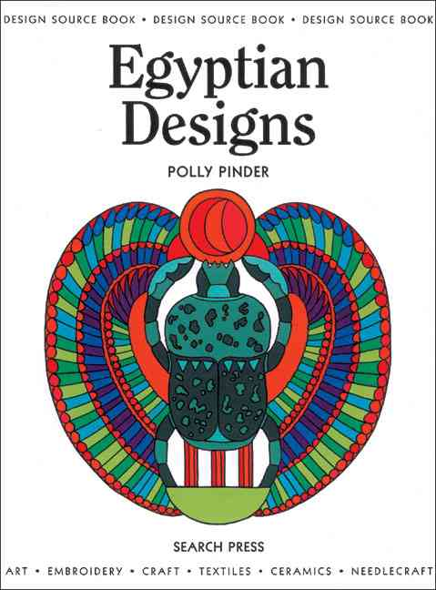 Egyptian Designs: Design Source Book (Paperback)