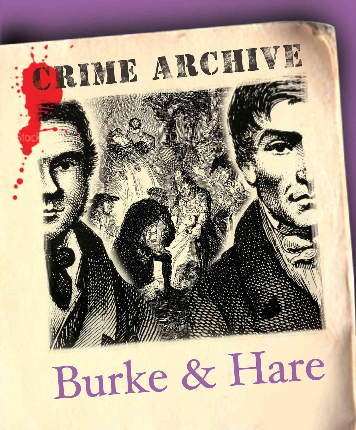 Burke & Hare (Hardcover)