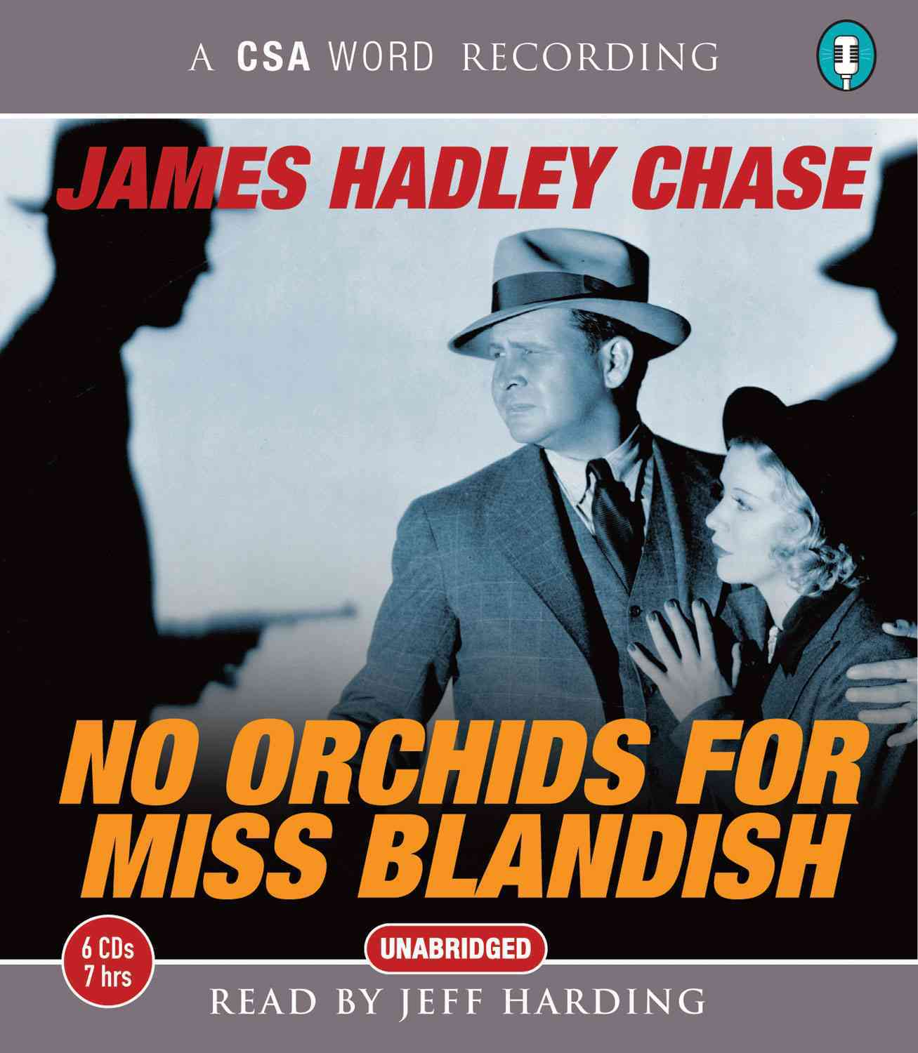 No Orchids for Miss Blandish (CD-Audio)
