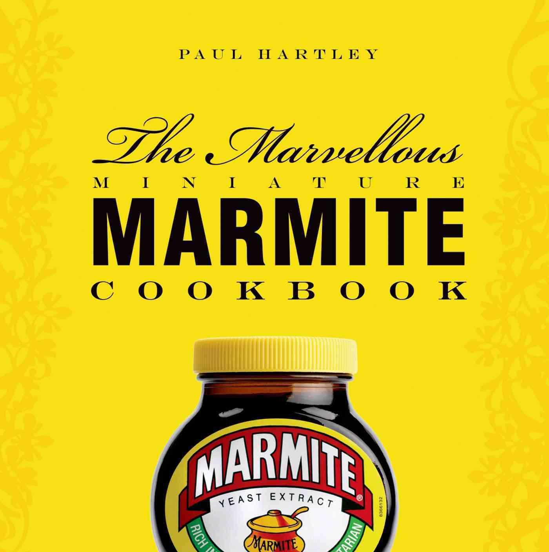 The Marvellous Miniature Marmite Cookbook (Hardcover)