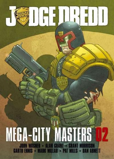 Judge Dredd 2: Mega-City Masters (Paperback)