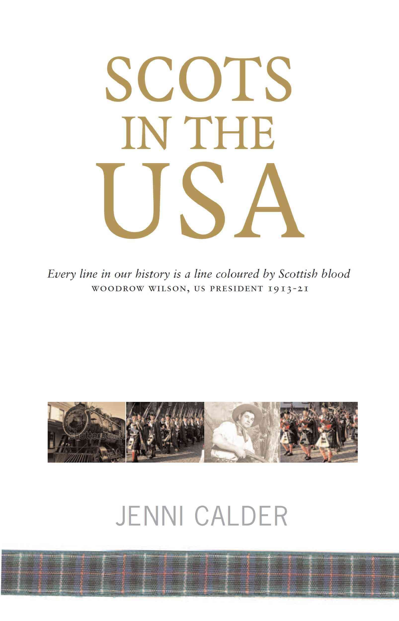 Scots in the USA (Paperback)