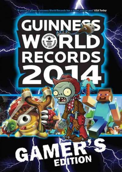 Guinness World Records 2014: Gamer's Edition (Paperback)
