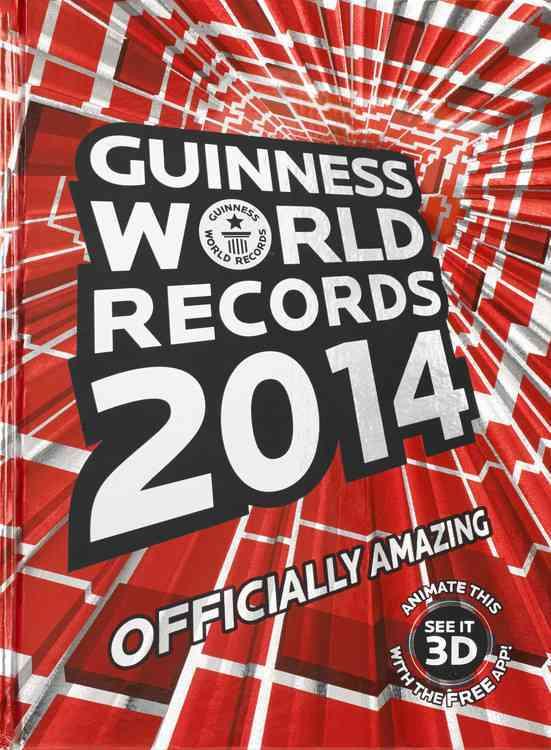Guinness World Records 2014 (Hardcover)