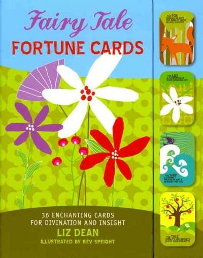 Fairy Tale Fortune Cards: 36 Enchanting Cards for Divination and Insight