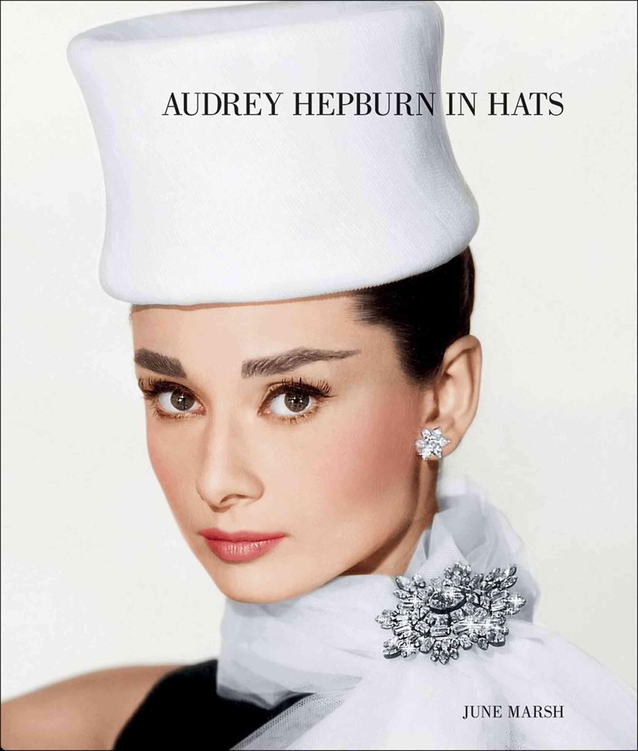 Audrey Hepburn in Hats (Hardcover)
