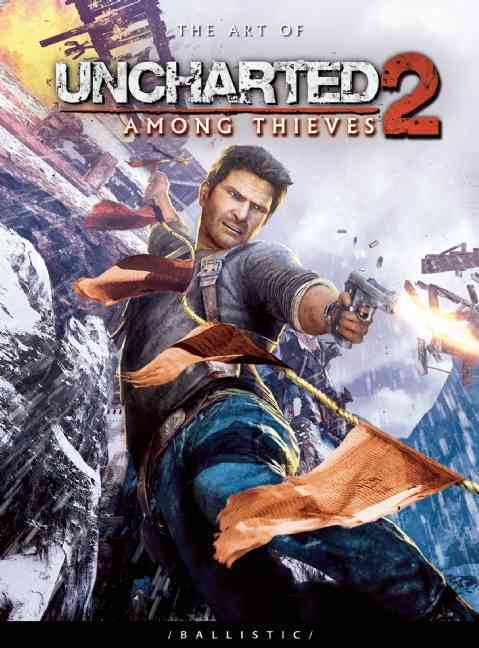 The Art of Uncharted 2: Among Thieves (Paperback)