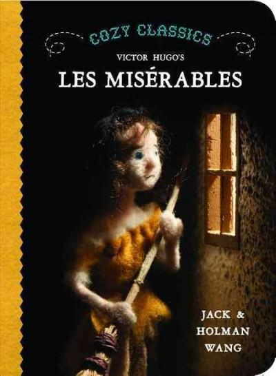 Victor Hugo's Les Miserables (Board book)