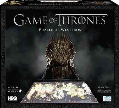 4d Game of Thrones Westeros (General merchandise)