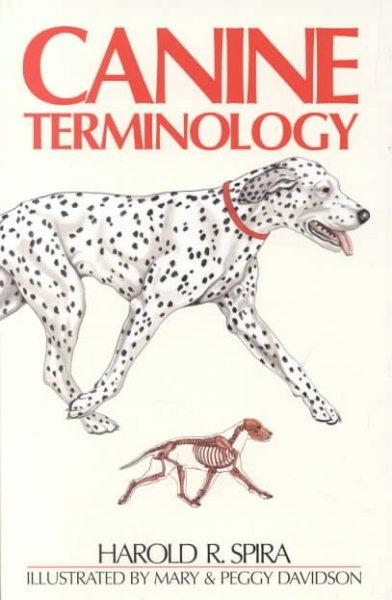 Canine Terminology (Hardcover)