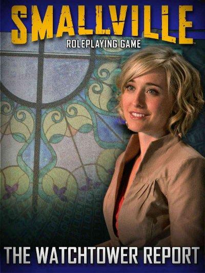 Smallville: the Watchtower Reports (Game)