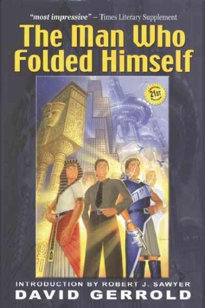 The Man Who Folded Himself (Paperback)
