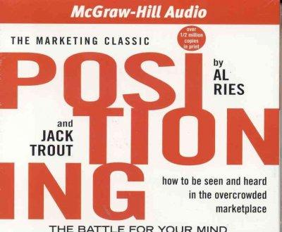 Positioning: The Battle for Your Mind (CD-Audio)