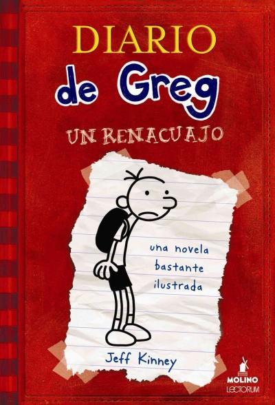 Diario de Greg / Diary of a Wimpy Kid (Hardcover)