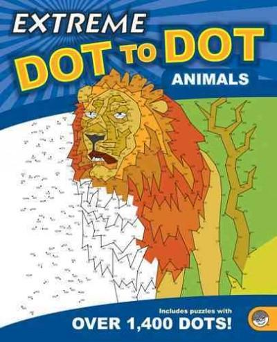 Animals: Extreme Dot to Dot (Paperback)