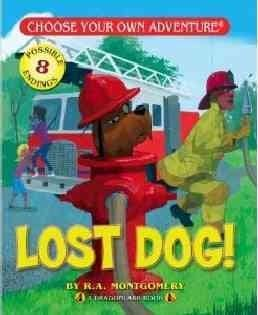 Lost Dog! (Paperback) - Thumbnail 0