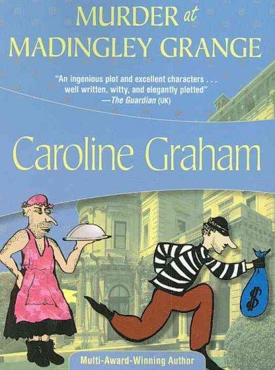 Murder at Madingely Grange (Paperback)
