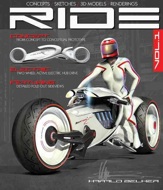 Rides (Hardcover)