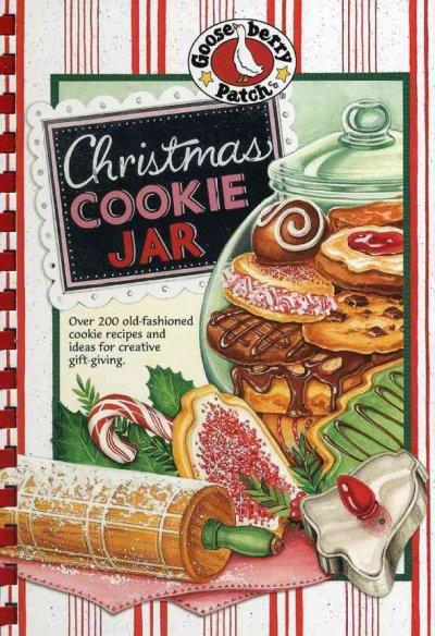 Christmas Cookie Jar (Hardcover) - Thumbnail 0