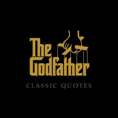 The Godfather Classic Quotes (Hardcover)