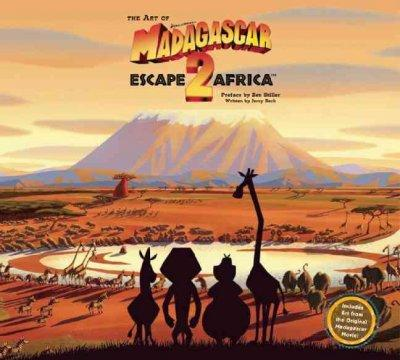 The Art of Madagascar (Hardcover)