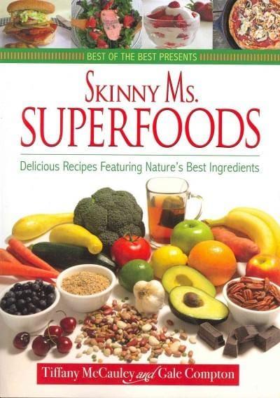 Skinny Ms. Superfoods (Paperback)