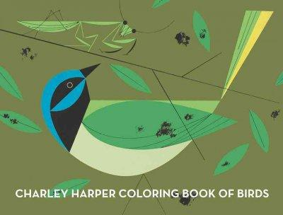 Coloring Book of Birds (Paperback)