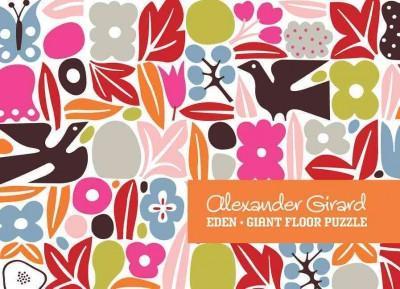 Alexander Girard Eden Giant Floor Puzzle (General merchandise)